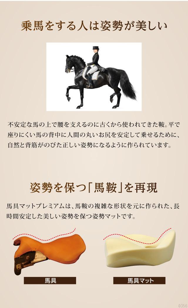 乗馬をする人は姿勢が美しい、姿勢を保つ「馬鞍」を再現