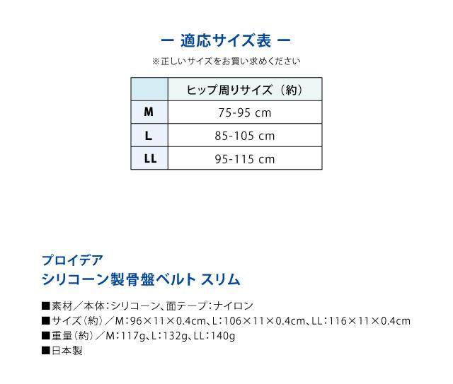 適応サイズ・素材・サイズ