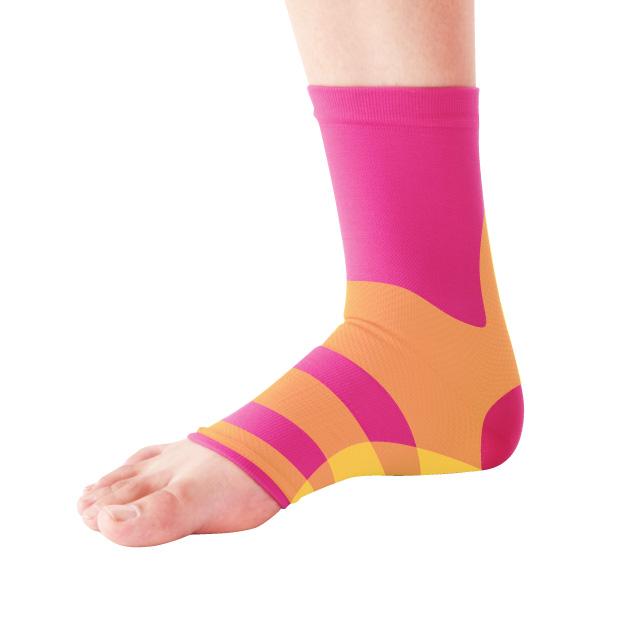 足裏にアーチをつくって足指を使う歩行で全身の健康を整える「足裏コンシェルジュ フットフィルフィー」